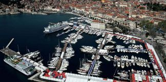 What visit in Split: Croatia boat show