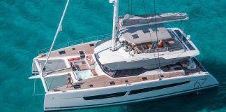 Alegria 67 Fountaine Pajot Number One Catamaran Charter Croatia