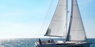 Beneteau Oceanis 62 yacht charter Croatia