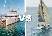 Catamaran or monohull? What to rent?