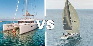 Catamaran or monohull? What to rent?