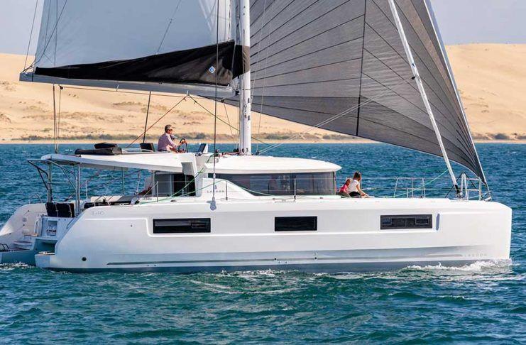 Lagoon 46 Catamaran charter Croatia Greece