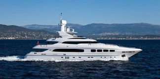 Manifiq Luxury Mega yacht for charter