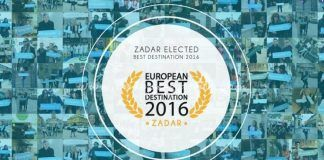 Zadar- best European Destination 2016