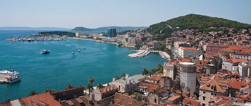 Direct Flights Split Croatia and London